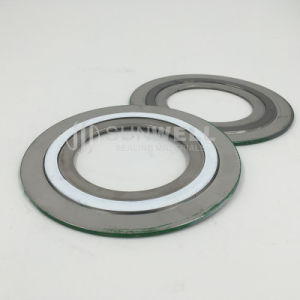 PTFE/Flexible Graphite Spiral Wound Gaskets (Sunwell) pictures & photos