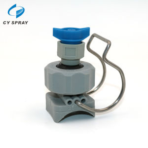 Ss316 Material Clip PP Ball Clamp Nozzle pictures & photos
