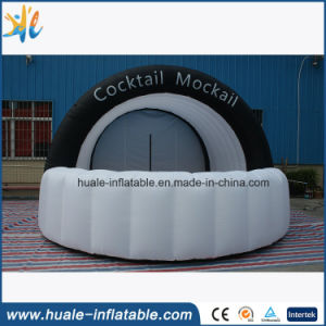 Outdoor Inflatable Bar Tent, Inflatable Pub Tent Party on Sale