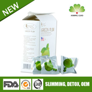 Green Plum for Weight Loss, Colon Herbal Tea Effect for Slimming pictures & photos