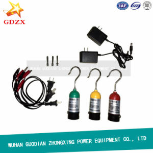 220kV Wireless Digital High Voltage live line Phase sequence Tester pictures & photos