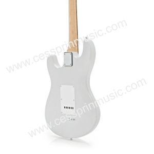 Hot Sell /Electric Guitar/ Lp Guitar /Guitar Supplier/ Manufacturer/Cessprin Music (ST601) Silver pictures & photos