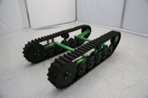 New Type Rubber Track Carrier Assembly From Leve with ISO9001 pictures & photos