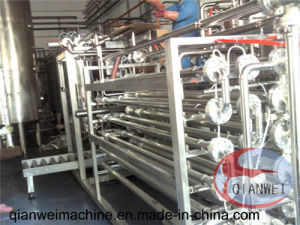 Uht Tubular Sterilizer for Coconut Water pictures & photos