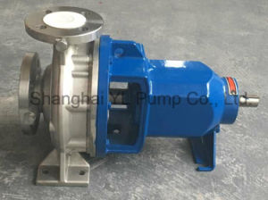 High Efficiency End Suction Centrifugal Water Pump with Stainless Steel pictures & photos