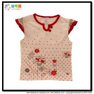 High Quality Baby Wear Soft Cotton Baby T-Shirt pictures & photos