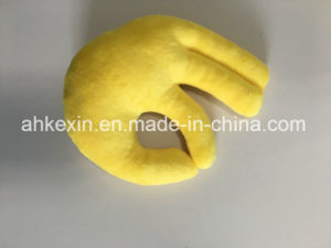 Yellow Kids Plush Toy Hand Emoji Pillow pictures & photos