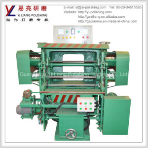 Surface Grinding / Polishing Stainless Steel Dinnerware Buffing Machine pictures & photos