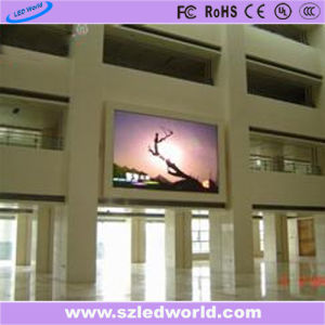 Wall Mount Outdoor P10 SMD3535 LED Display Screen for Advertising pictures & photos