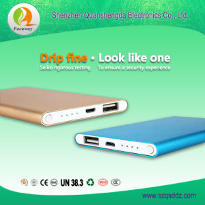 5V/1A Intelligent Fast Charging Portable Power Source USB Lithium Battery pictures & photos