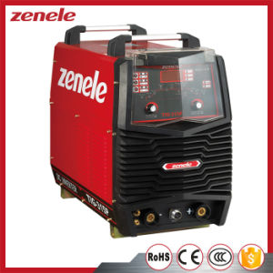 Adjustable Pulse Frequency Inverter DC TIG Welding Machine TIG-315p pictures & photos