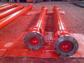 Custom/Non-Standard Drive Shaft for Steel Rolling Equipment pictures & photos