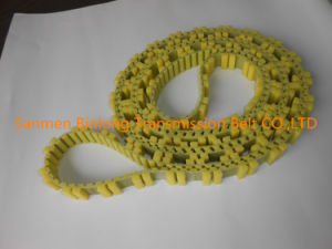 Button PU Timing Belt pictures & photos
