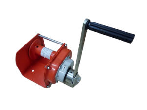 Hand Lifting Operated Winch pictures & photos