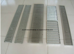 China Manufacturer Metal Gratings Drainage Ditch Cover pictures & photos