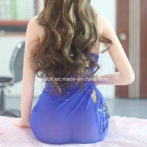 163cm Big Breast European Silicone Love Doll Life Size Sex Dolls pictures & photos