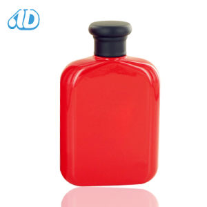 Ad-P461 Glass Perfume Bottle with Screen Printing 125ml 25ml pictures & photos