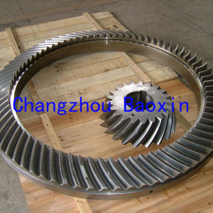 36 Mould Large Spiral Bevel Gear for Rotary Tables pictures & photos