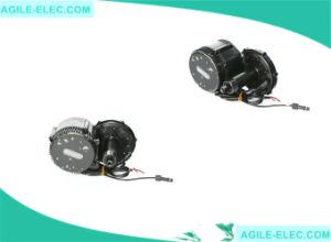 48V 750W Bafang Crank MID Motor Kit with LCD Display pictures & photos