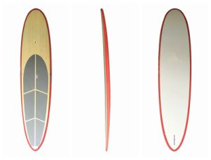 Wood Veneer Stand up Paddling Board Hard Surfing Sup Board Epoxy pictures & photos