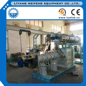 Top Quality Floating Fish Food Extruder Machine Line pictures & photos