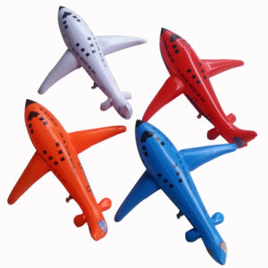 Promotion Gifts PVC Inflatable Airplane Toy for Sale pictures & photos