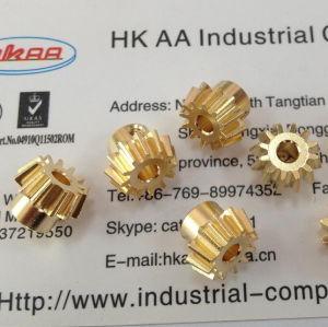 Small Pinion Brass Sun Gear Wheel pictures & photos