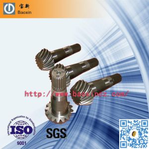 SAE Crown Wheel Pinion Gear with Shaft pictures & photos