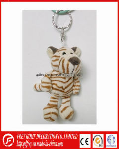 Popular Mini Tiger Toy with Keychain pictures & photos