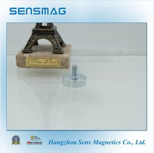 Permanent Magnetic Assembly Ferrite Magnet Pot Magnet pictures & photos
