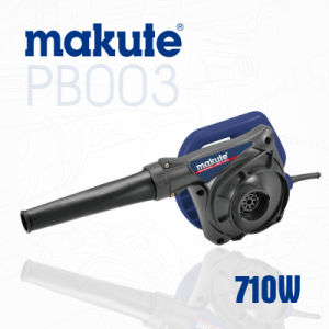 Makute 710W Power Tools High Suction Pressure Blower Pb003 pictures & photos