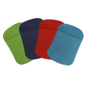 Wholesale Colorfull Color PU Gel Car Mat with Custom Logo pictures & photos