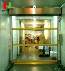High Performance Cold Room High Speed Freezer Door pictures & photos