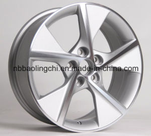 17 Inch Aluminum Wheel with PCD 5X114.3 for Toyota pictures & photos