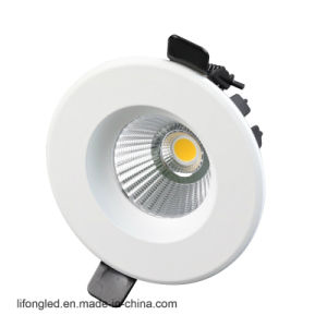 Ce RoHS SAA Certification Recessed COB LED 7W Downlight with 75mm Cut out pictures & photos