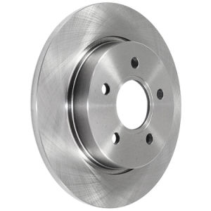 Rear & Solid Plain Surface Premium Brake Disc pictures & photos