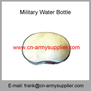 Military Aluminum Water Bottle with Army Water Mug and Oxford Cover pictures & photos