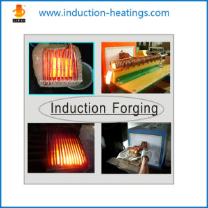Electric Industrial Induction Heating Machine for Steel Rod Forging pictures & photos