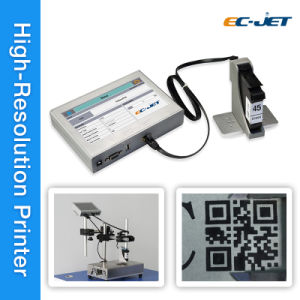 Favourable Date Coding Machine Inkjet Printer for Egg Stamping (ECH700) pictures & photos
