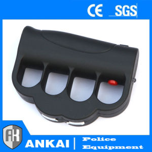 Knuckle-Duster Fist Stun Guns Electric Shock pictures & photos