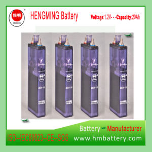 High Performance Ni-CD Ultra High Rate Battery Gnc20 for Engine Starting pictures & photos