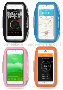 iPhone 6 Plus Sports Arm Pocket Mobile Phone Armband pictures & photos