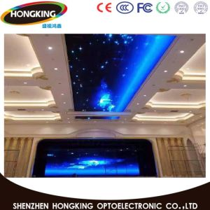 P4 Full Color Indoor LED Display for Advertising LED Screen pictures & photos