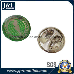 High Quality Aluminum Metal Printing Lapel Pin pictures & photos