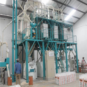 50t Per 24h Maize Grinding Mill Prices pictures & photos