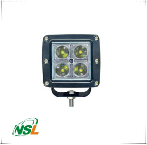 16W LED Work Light Spot 4X4wd off Road Driving Pods for Jeep Fog Drving Lights pictures & photos