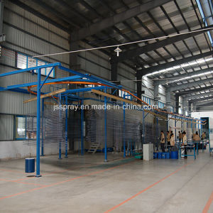 Spl Powder Painting Line with Spraying Pretreatment pictures & photos