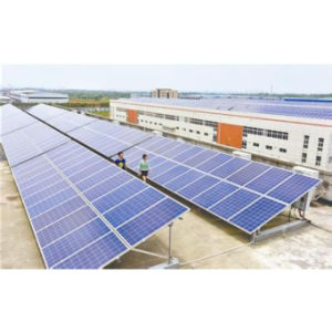 Complete Power Supplier Solar Home System Haochang Made in Jiangsu pictures & photos