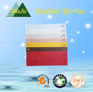 Color Covering Decorative Embossed Paper for Gift Box and Greeting Card pictures & photos