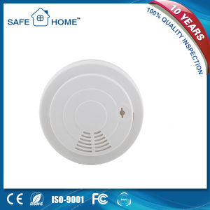 Fire Detector of 9V Battery Conventional Smoke Detector pictures & photos